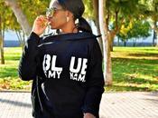 Blue name