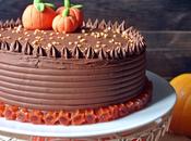 Layer cake Calabaza chocolate