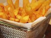 Bastoncitos patatas