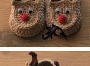 Ideas navidas: crochet