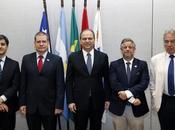 Rubinstein presentó lineamientos estratégicos gestión ante ministros salud Mercosur.