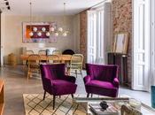 Ultra violet para interiores. Atreverse terciopelo
