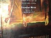Saga Cazadores sombras, Libro Ciudad ángeles caídos, Cassandra Clare