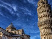 memes disparatados sobre Torre Pisa