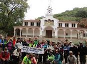 "club Señal Camino realiza ruta ""Ribera Ciudadeja-Ermita-Camino tunel-Vereda Constatina"""