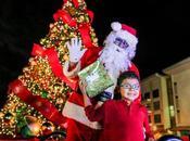 Panamá Pacífico iluminó Navidad encendido árbol