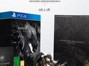 GAME venderá limitada Edición Coleccionista Monster Hunter World