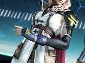 personajes Dissidia Final Fantasy vídeo