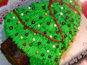 Carrot cake Navidad (Tarta zanahoria nueces)