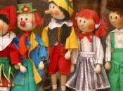 Dios olvidara marioneta trapo
