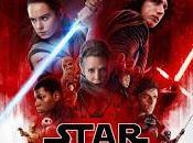 Star Wars Episodio VIII: últimos Jedi cine palomitas