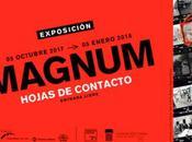 Exposición fotografía Magnum: Hojas contacto