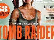 Tomb Raider: Nuevas imágenes película para revista Total Film