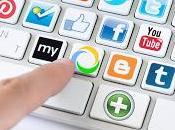 Visita redes sociales