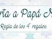 carta Papá Noel Regla regalos