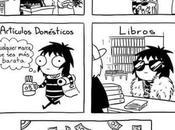 Humor literario: Cómo gasto dinero. Sarah Anderson