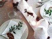 Mesas bonitas para navidad