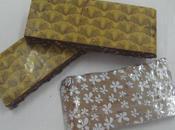 Turrón chocolate crujiente caramelo
