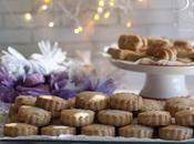 Turrones caseros dulces navideños