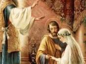 Sobre relación célibe entre Virgen María José.