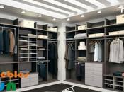 Armarios vestidor: ¿cómo diseñar habitación vestidor moderno?