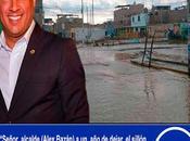Alcalde alex bazán hágase antes irse…