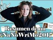 Resumen #NaNoWriMo2017