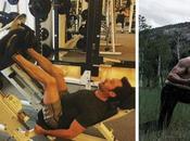 Hugh Jackman entrenamiento Wolverine Jackman...