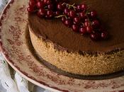 Tarta mousse chocolate facil
