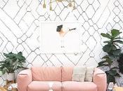Rosa palo color tendencia 2018