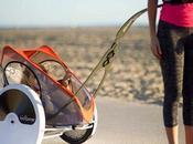 Kidrunner carrito para correr bebé innovador diseño