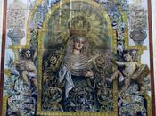 retablo cerámico Virgen Lágrimas.