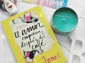 Reseña amor empieza después café Xuso Jones