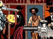 ¿Por películas oeste, llama spaghetti western?