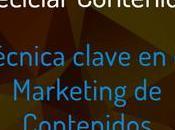 Reciclar contenido Técnica clave Marketing contenidos
