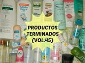 Productos Terminados (Vol.45)
