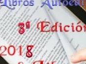 Edición Libros Autoeditados. 2018