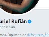 Rufián, zascas