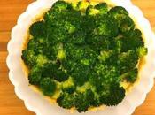 Quiche brócoli carne