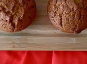 Muffins turrón Jijona