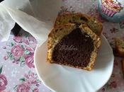 Cake plátano chocolate