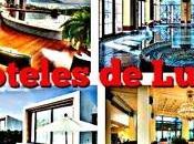 Hoteles lujo