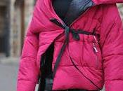 Pink Fluffy Coat