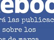 Facebook favorecerá publicaciones amigos