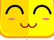 Pegatinas guirnalda emoji