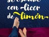 Reseña Amore escribe licor limón Olivia Ardey