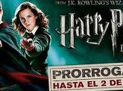 Sorteo entradas para expo harry potter