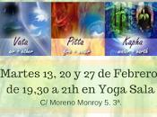 """eres estás buscando"""". YogaSala, 13,20 Febreo (19:30"""