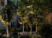 Consejos para decoración jardines terrazas iluminación LED.