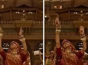 cambios canción Ghoomar Padmaavat